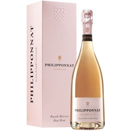 CHAMPAGNE ROYAL RESERVE BRUT ROSE 2017